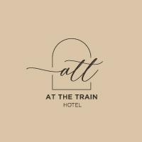 Logo At the train